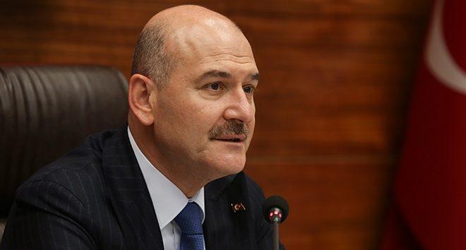 İçişleri Bakanı Soylu'dan Mardin Açıklaması