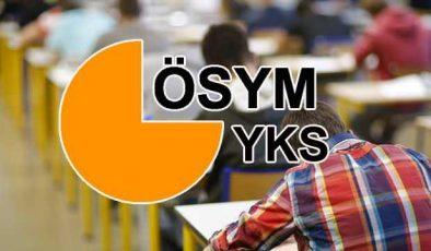 YKS sınav süresinde kritik değişiklik! 26-27 Haziran Üniversite sınavında ÖSYM'den flaş karar!