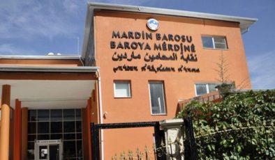 Mardin Barosu'ndan Muharrem İnce'ye anadil tepkisi