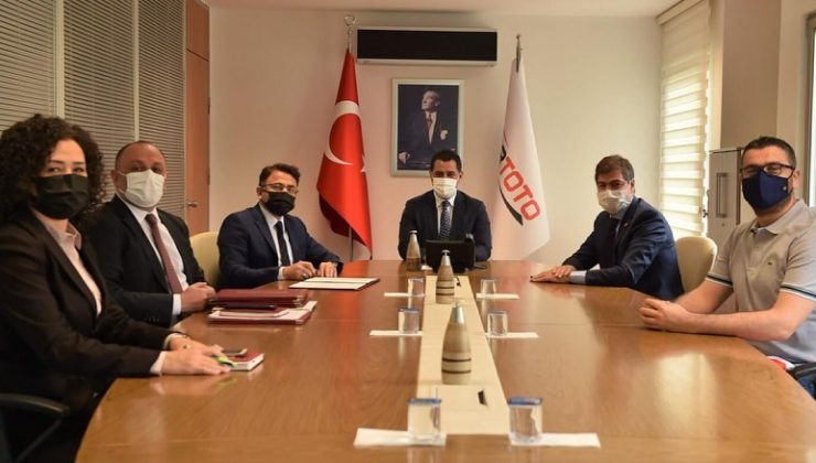 Kızıltepe'de kurulacak yeni spor tesisleri için protokol imzalandı