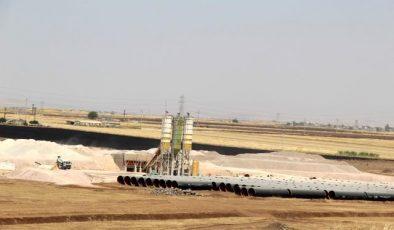 Mezopotamya ovası 2022'de su ile buluşacak