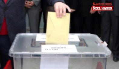 Mardin'de 18 mahalle muhtarlık seçimi için sandığa gidecek