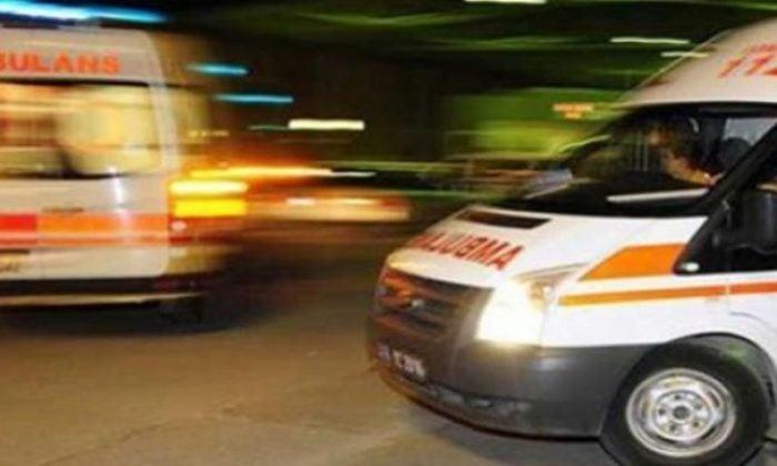 Bariyerlere çarpıp devrilen tırdaki baba ile oğlu öldü
