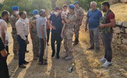Mardin'de Mehmetçik kayıp çocuğu bularak ailesine ikinci bayramı yaşattı