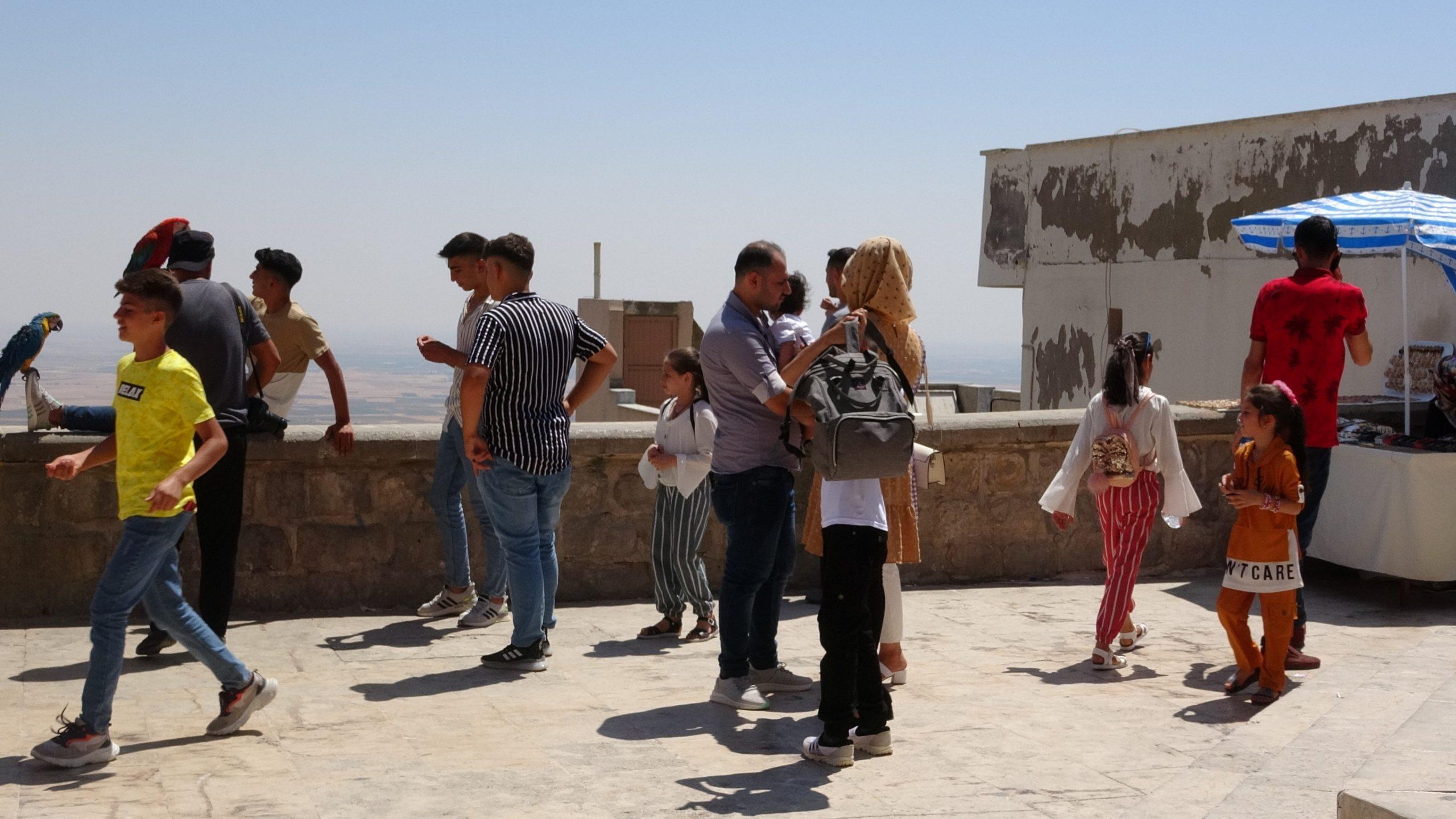 Kurban Bayramı'nda turizm yoğunluğu