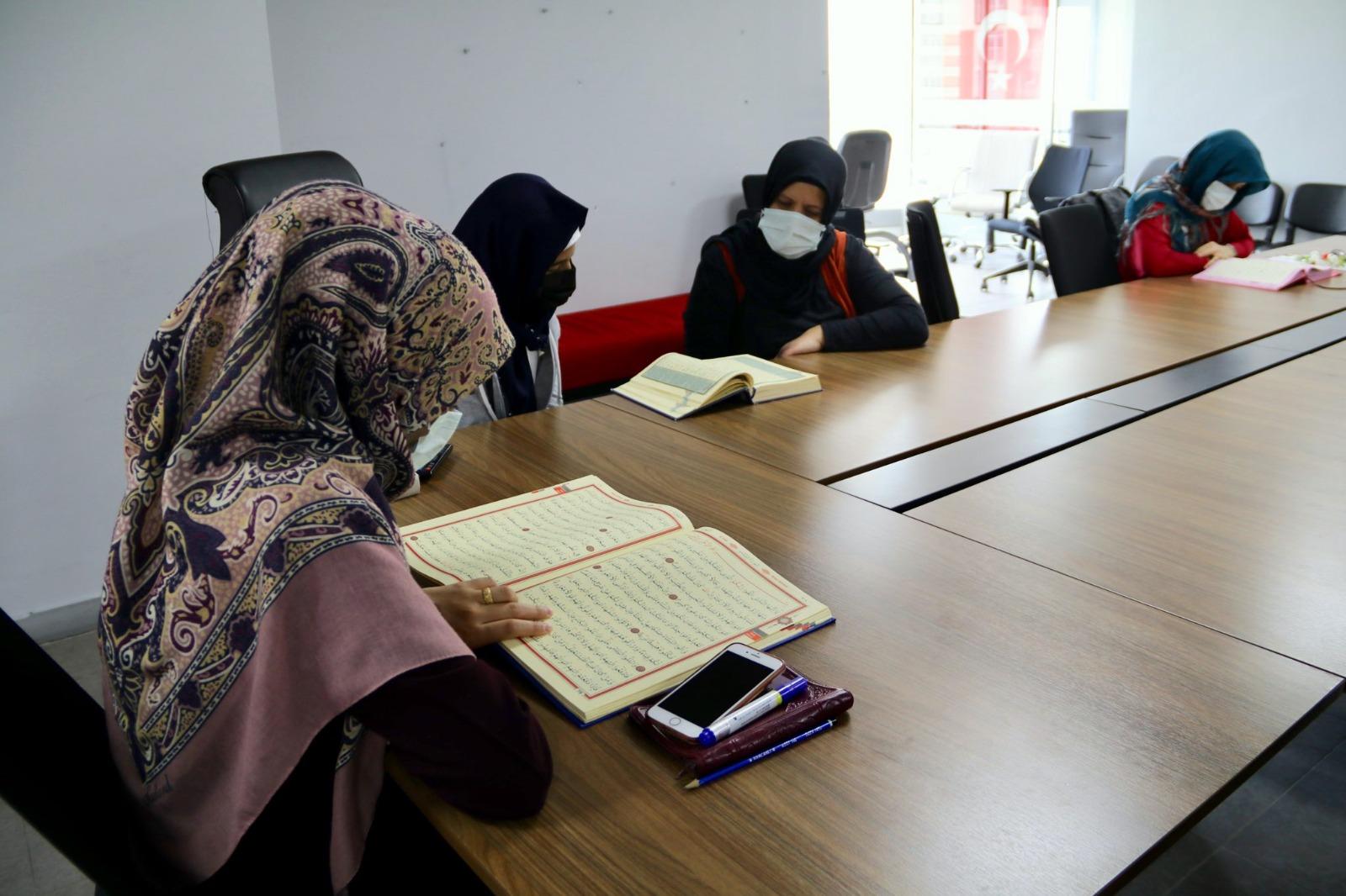 Mardin'de kadınlara yönelik kurslara ilgi arttı