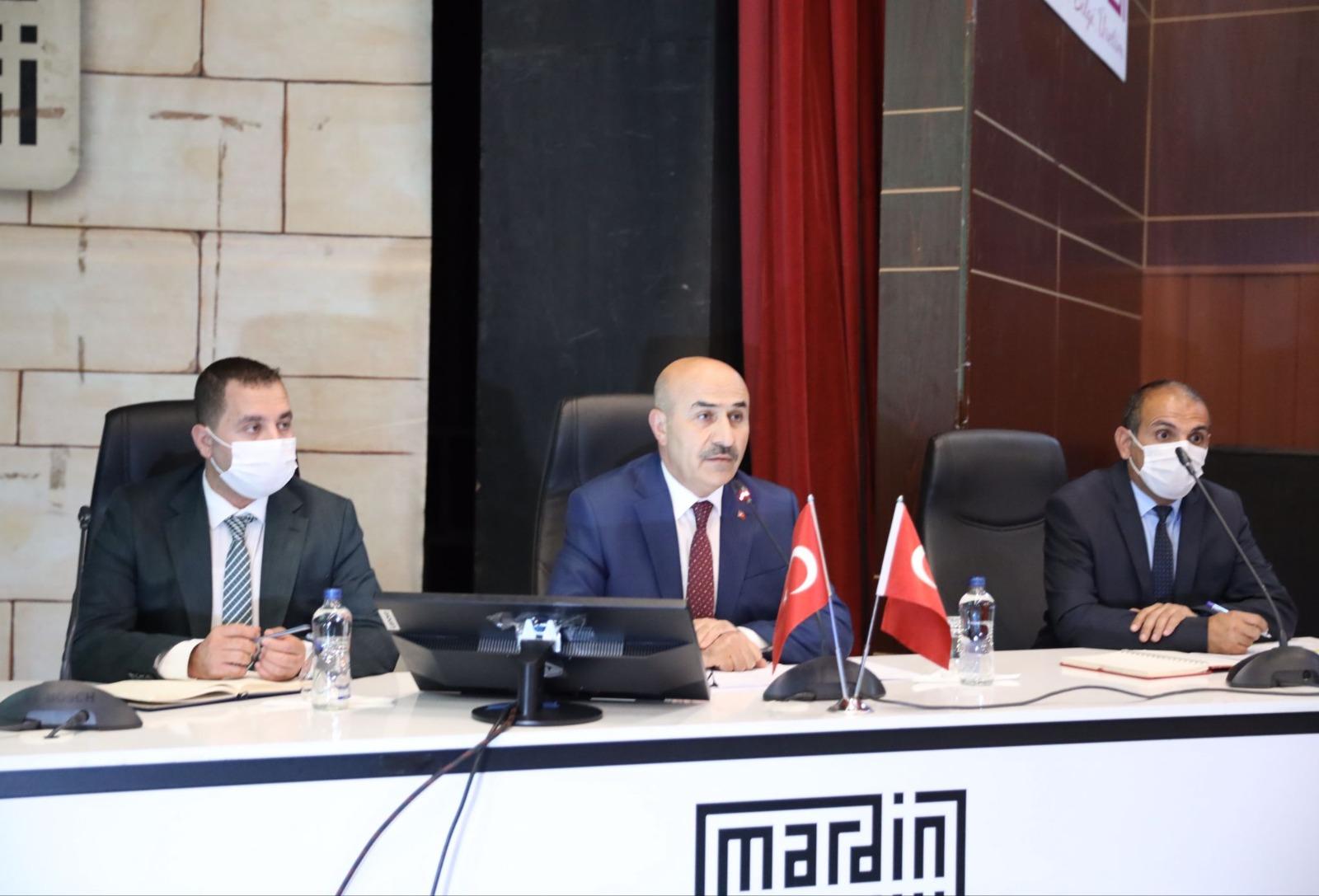 Mardin'de 13 milyar 106 milyonluk 518 proje yürütülüyor