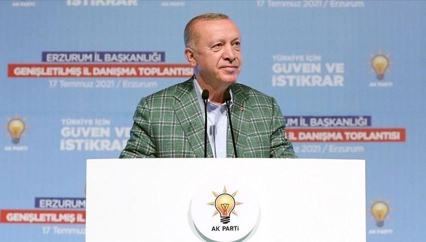 Cumhurbaşkanı Erdoğan açıkladı: Rize'de sele maruz kalan alanlar Afet Bölgesi ilan edilecek