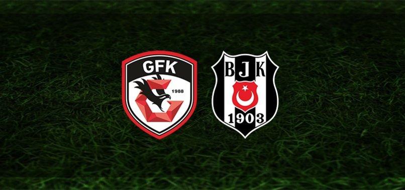 Gaziantep Beşiktaş canlı izle Taraftarium24