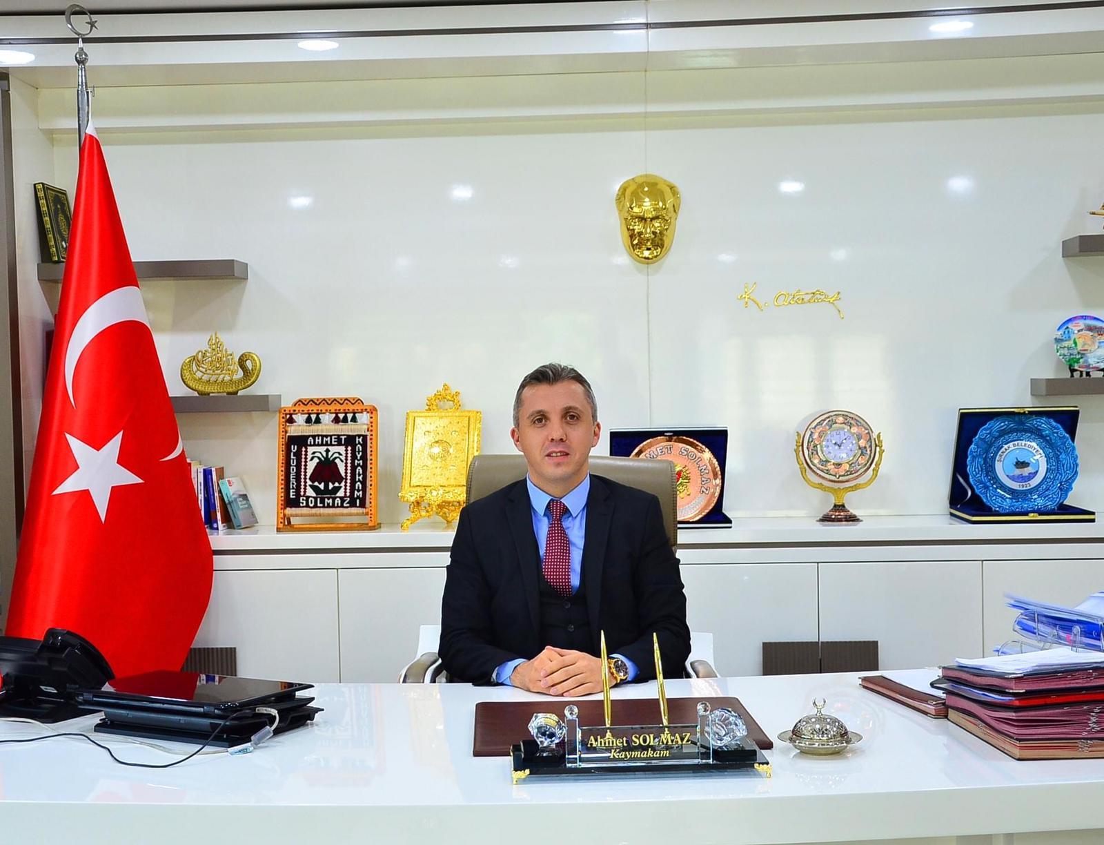 Midyat Kaymakamı Ahmet Solmaz kimdir, Midyat Kaymakamı Ahmet Solmaz nereli, Kaymakam Ahmet Solmaz kimdir?