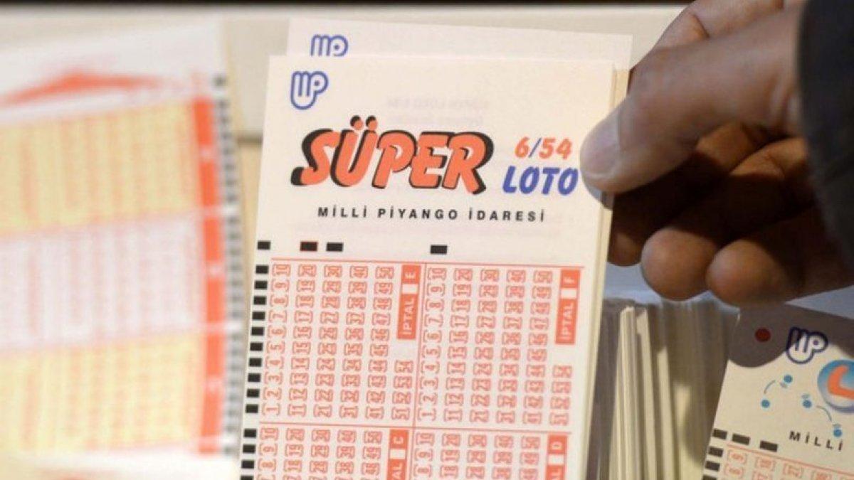 MPİ 10 Ağustos 2021 Süper Loto sonuçları, 10 Ağustos 2021 Süper Loto sonuçları