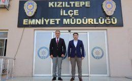 Kızıltepe İlçe Emniyet Müdürü 1. Sınıfa terfi etti