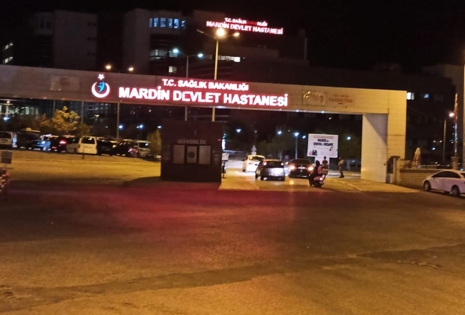 Mardin'de kardeşlerin bıçaklı kavgası: 2 yaralı