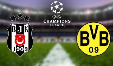 Beşiktaş Dortmund Selçuk sports, Beşiktaş Dortmund Maçını Canlı İzle, Beşiktaş Dortmund İzle, Beşiktaş Dortmund Canlı İZLE