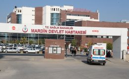 Mardin Devlet Hastanesinin statüsü değişti, Eğitim ve Araştırma Hastanesi oldu