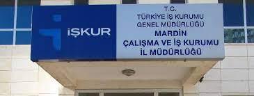 Mardin'de İŞKUR üzerinden 410 personel alınacak
