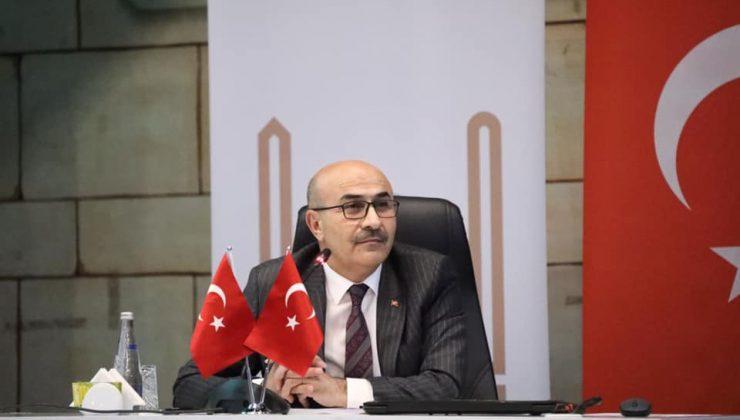 """Vali Demirtaş: """"Mardin'e bugüne kadar 485 milyon yatırım yaptık"""""""