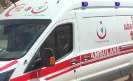 Otomobilin çarptığı 14 yaşındaki çocuğun ölümü Mardin'i yasa boğdu
