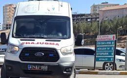 Mardin'de otomobilin çarptığı kadın hayatını kaybetti